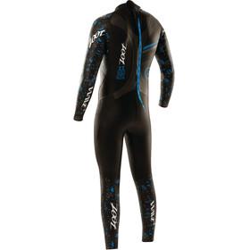 Zoot Wave 2 Wetsuit Men Black/Zoot Blue